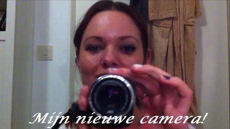Nieuwe camera!!