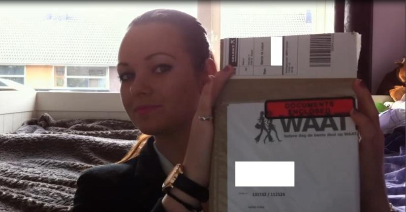 Unboxing Waat welnesspakket