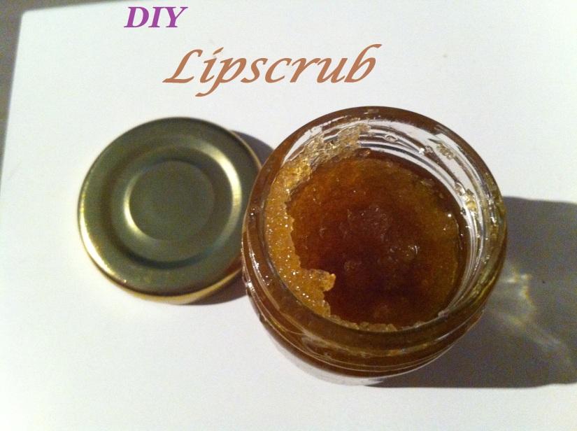 DIY lipscrub, heerlijke zachte lippen voor dewinter.