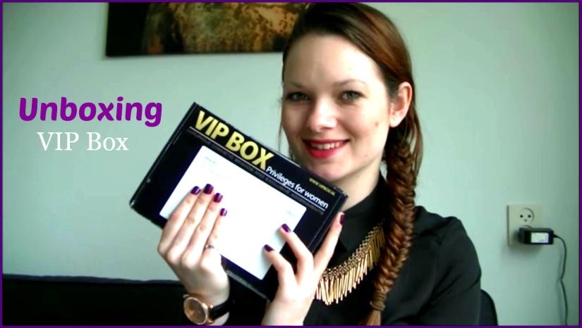 Unboxing VIPBox maart2014