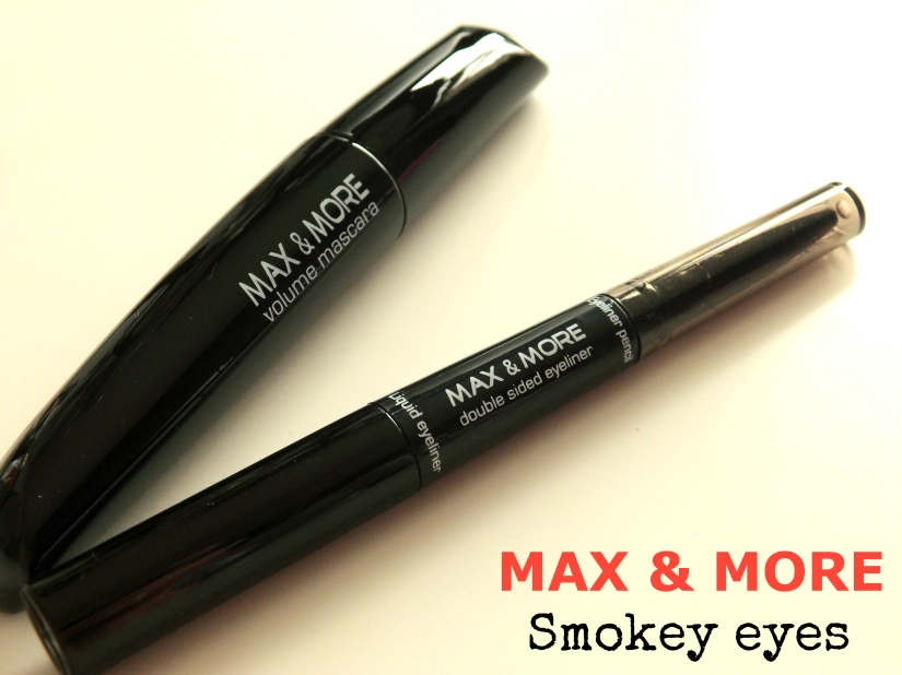 Action MAX & More Smokey Eyes.