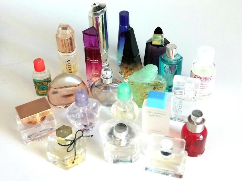 Mijn Parfum Miniaturen |Beauty