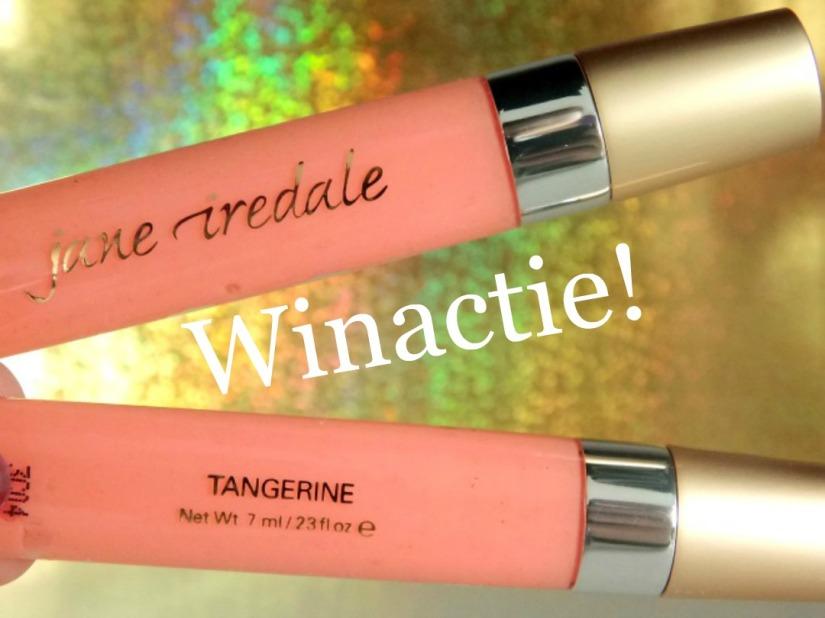 Beauty | Jane Iredale lipgloss +Winactie!